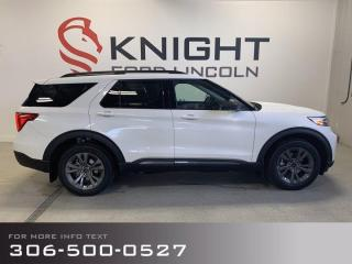 New 2021 Ford Explorer XLT for sale in Moose Jaw, SK