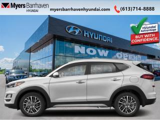 New 2021 Hyundai Tucson 2.4L Ultimate AWD  - Cooled Seats - $242 B/W for sale in Nepean, ON