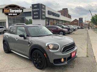 Used 2019 MINI Cooper Countryman S - ALL4 - No Accidents - Power Panoramic Sun Roof - AWD - Leather - Cooper S for sale in North York, ON