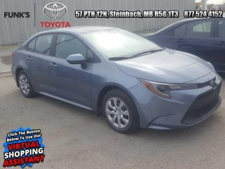New 2021 Toyota Corolla LE CVT  - Heated Seats for sale in Steinbach, MB