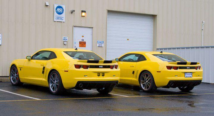 Used 2010 Chevrolet Camaro Transformers Edition Zl575 For