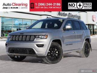 New 2021 Jeep Grand Cherokee Laredo X for sale in Saskatoon, SK