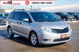 Used 2017 Toyota Sienna 7 PASSENGER for sale in Hamilton, ON