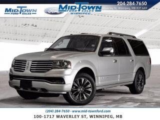 Used 2016 Lincoln Navigator L Select for sale in Winnipeg, MB