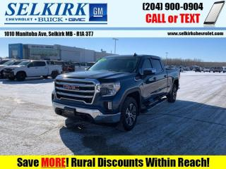Used 2019 GMC Sierra 1500 SLE  *REMOTE START, HEATED SEATS* for sale in Selkirk, MB