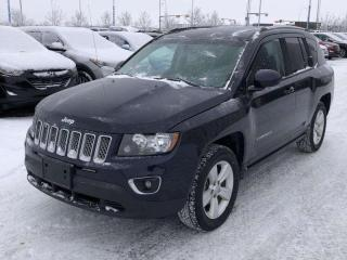 Used 2016 Jeep Compass High Altitude 4dr 4WD Sport Utility for sale in Winnipeg, MB