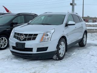 Used 2012 Cadillac SRX Luxury for sale in Winnipeg, MB
