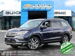 Used 2017 Honda Pilot Touring CLEAN HISTORY! | HEATED SEATS! for sale in Burlington, ON