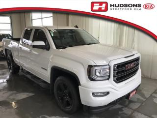 Used 2019 GMC Sierra 1500 Limited 4WD | Double Cab | Trailer Hitch | Rear Vision Camera for sale in Stratford, ON