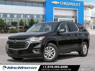 New 2021 Chevrolet Traverse LS for sale in London, ON