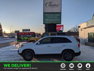 Used 2013 Kia Sorento LX AWD | 2 SET OF WHEELS AND TIRES | INSPECTED-USED EDMONTON KIA DEALER for sale in Edmonton, AB