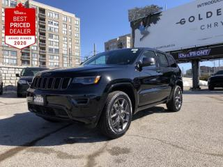New 2021 Jeep Grand Cherokee Limited Pano Roof, Park Assist, NAVI, Apply Car play, Android Auto, Adaptive Cruise Control for sale in North York, ON