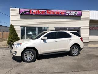 Used 2012 Chevrolet Equinox 2LT SUNROOF for sale in Tilbury, ON