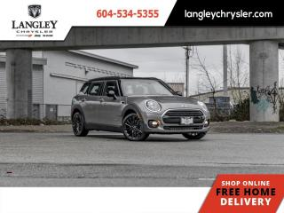 Used 2017 MINI Cooper Clubman ALL4  Loaded/ Accident Free/ AWD/ One Owner for sale in Surrey, BC