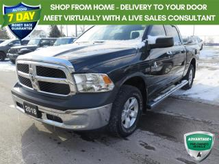 Used 2015 RAM 1500 ST 1 owner trade for sale in St. Thomas, ON