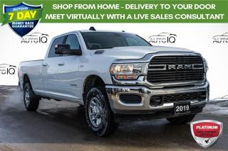 Used 2019 RAM 2500 Big Horn CREW 8' BOX | 6.4 HEMI for sale in Innisfil, ON