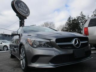 Used 2017 Mercedes-Benz CLA-Class 4dr Sdn CLA 250 4MATIC for sale in Burlington, ON