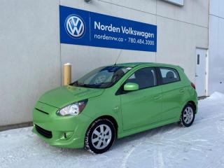 Used 2014 Mitsubishi Mirage SE - BLUETOOTH / PWR PKG for sale in Edmonton, AB