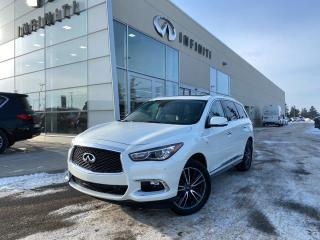 Used 2017 Infiniti QX60 Technology Pkg, CPO, ACCIDENT FREE for sale in Edmonton, AB