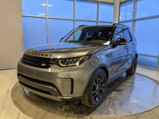 Used 2018 Land Rover Discovery HSE for sale in Edmonton, AB