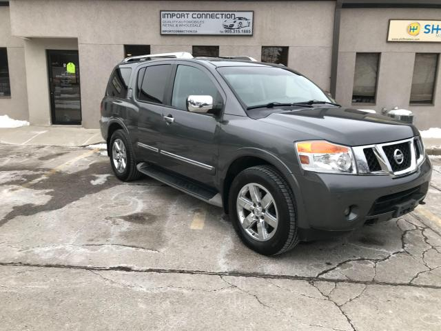 2010 Nissan Armada Platinum Edition,4WD,NAV,DVD,BACK UP CAMERA!