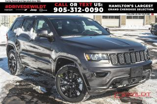 New 2021 Jeep Grand Cherokee Altitude | Sunroof | Tow Pkg | ProTech Grp | for sale in Hamilton, ON