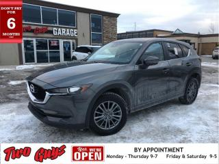 Used 2018 Mazda CX-5 GS |  AWD | New Tires | Leather | Nav | Sunroof | for sale in St Catharines, ON
