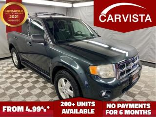 Used 2009 Ford Escape XLT for sale in Winnipeg, MB