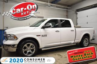 Used 2018 RAM 1500 LARAMIE DIESEL | LOADED | 5th WHEEL READY | REMOTE for sale in Ottawa, ON
