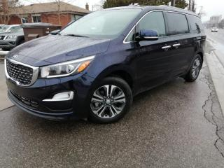 Used 2020 Kia Sedona SX FWD| SUNROOF for sale in Toronto, ON