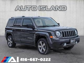 Used 2017 Jeep Patriot ALTITUDE PKG**LEATHER**SUNROOF**NAVIGATION for sale in North York, ON