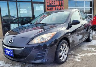 Used 2010 Mazda MAZDA3 4dr Sdn - Automatic, Power Options, AC for sale in Oakville, ON