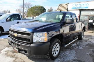 Used 2009 Chevrolet Silverado 1500 5.3L Ext Cab 6.5ft box Step bars 2WD for sale in Mississauga, ON
