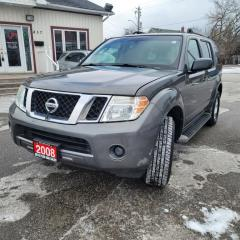 Used 2008 Nissan Pathfinder 4WD 4dr V6 for sale in Oshawa, ON