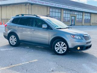Used 2008 Subaru Tribeca 5dr 5-Pass Limited for sale in Brampton, ON