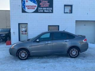 Used 2010 Ford Focus 4DR SDN SE for sale in Winnipeg, MB