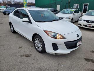Used 2012 Mazda MAZDA3 GS-SKY for sale in Burlington, ON