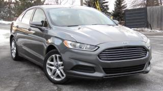 Used 2014 Ford Fusion SE FWD MOON ROOF for sale in North York, ON