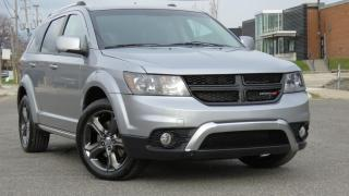 Used 2015 Dodge Journey AWD  Crossroad 7 PASSENGERS for sale in North York, ON