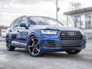 Used 2017 Audi Q7 Technik|S-LINE | NAV |PANOROOF|HUD| SPECIAL EDITION for sale in North York, ON
