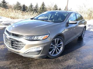 Used 2020 Chevrolet Malibu Premier for sale in Cayuga, ON