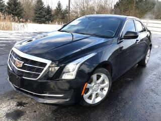 Used 2016 Cadillac ATS AWD for sale in Cayuga, ON