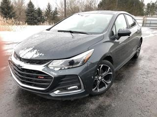 Used 2019 Chevrolet Cruze LT RS HATCHBACK for sale in Cayuga, ON