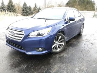 Used 2017 Subaru Legacy LIMITED AWD for sale in Cayuga, ON