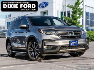 Used 2019 Honda Pilot Touring for sale in Mississauga, ON