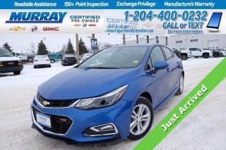 Used 2017 Chevrolet Cruze *New Tires*Heated Seats*Remote Start*Back up Cam* for sale in Brandon, MB
