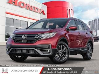 New 2021 Honda CR-V EX-L HEATED SEATS | APPLE CARPLAY™ & ANDROID AUTO™ | HONDA SENSING TECHNOLOGIES for sale in Cambridge, ON