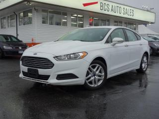 Used 2015 Ford Fusion One Owner, No Accidents, SE Edition, Bluetooth for sale in Vancouver, BC