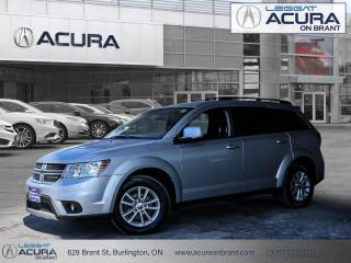 Used 2014 Dodge Journey SXT Clean Carfax, Ontario Vehicle! for sale in Burlington, ON