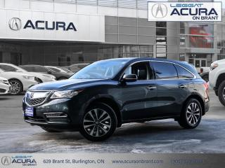 Used 2015 Acura MDX Technology Package  for sale in Burlington, ON
